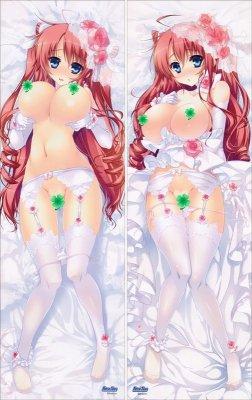 恋姫†夢想 花嫁シリーズVol.05 ヴァージンピーチ 桃香 劉備 エロ R18 抱き枕カバー LJ022